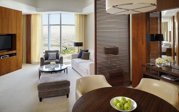 JW Marriott Marquis Dubai Hotel 5* (solo con la opción 2)