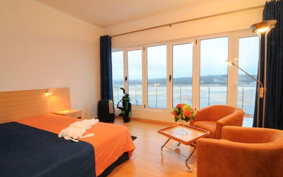 El Hotel Laguna Beach Foz Do Arelho le abre sus puertas