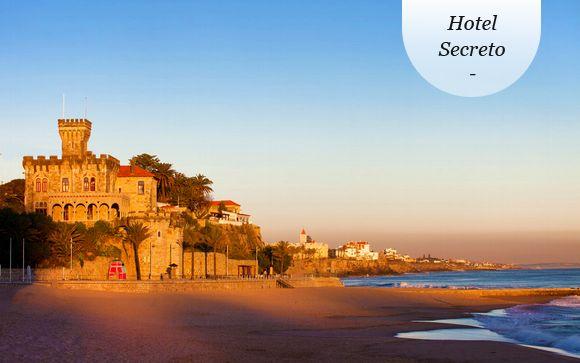 Portugal Estoril - Tu Hotel Secreto 5* desde 169,00 €