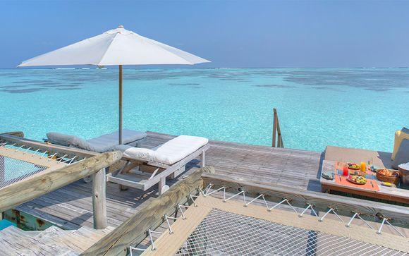 Gili Lankanfushi Maldives 5*