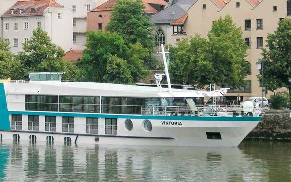 Barco MS Viktoria 4*