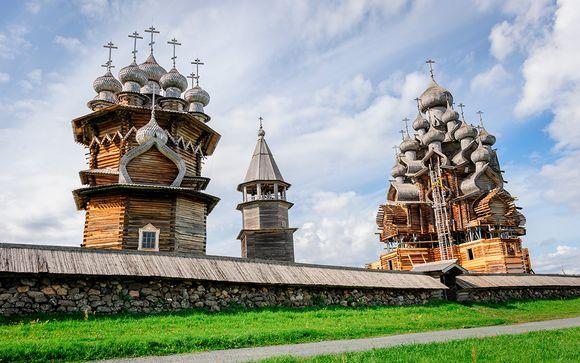 Itinerario - Salidas en grupo desde San Petersburgo