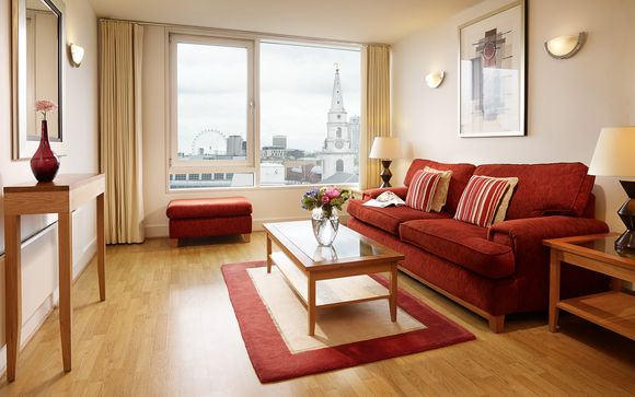 Reino Unido Londres - Marlin Apartments Empire Square 4* desde 139,00 €