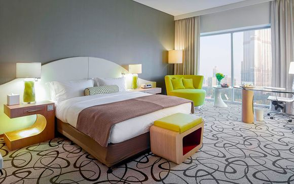 Sofitel Dubai Downtown 5*