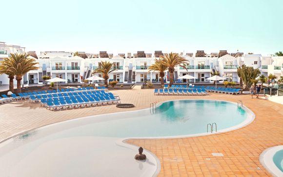 Hotel BLUESEA Lanzarote Palm 4*