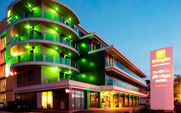 Reino Unido Londres - Holiday Inn London - Kingston South 4* desde 95,00 €