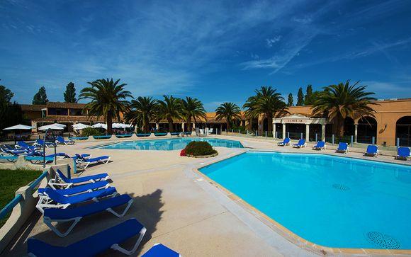 Francia Arles Hotel Club Residence les Amandiers 4*  desde 55,00 €