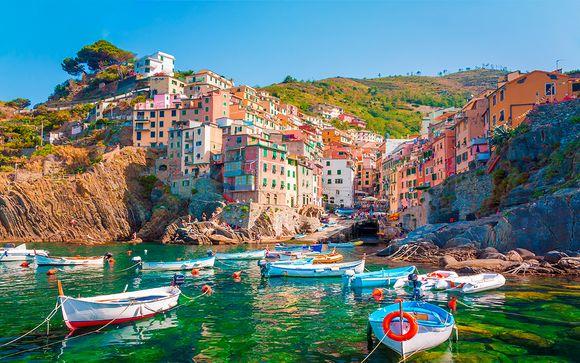 Fly & Drive Los mil colores de la Toscana