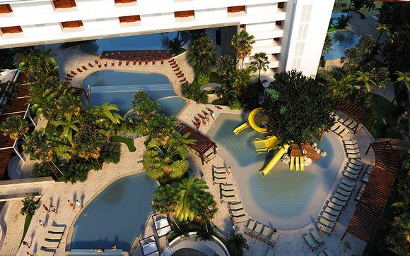 Crown Paradise Club Riviera Maya