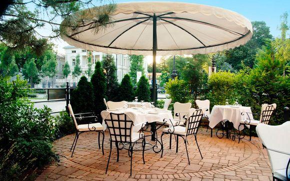 Hungría Budapest - Mamaison Hotel Andrassy Budapest 4* desde 47,00 €