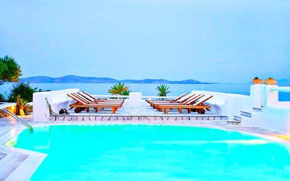 Grecia Agios Stefanos - Paolas Beach desde 188,00 €