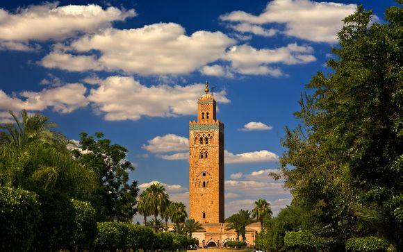 Marruecos Marrakech  Riad Les Oliviers desde 44,00 €