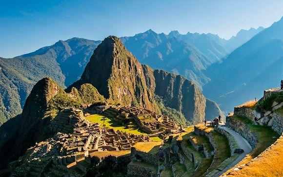 Circuito fascinante por la geografía andina