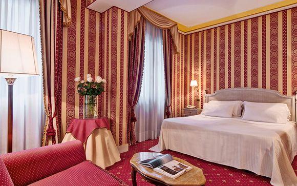 El Hotel Palazzo Sant'Angelo sul Canal Grande 4* le abre sus puertas