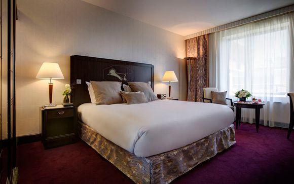 El Hotel du Collectionneur le abre sus puertas