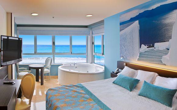 Benidorm  Hotel Villa del Mar 4*