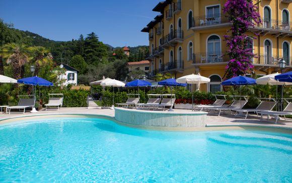 Hotel Villa Galeazzi 4*