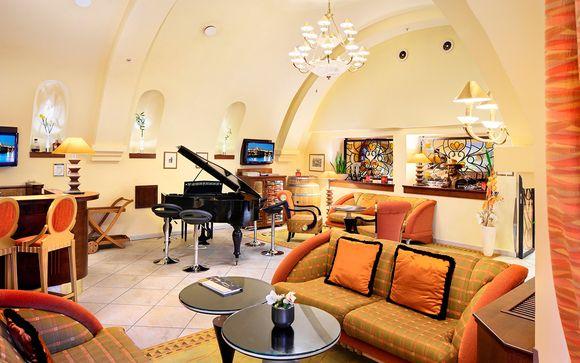 República Checa Praga - Lindner Hotel Prague Castle 4* desde 123,00 €