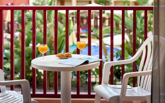 Hotel Best Jacaranda 4*