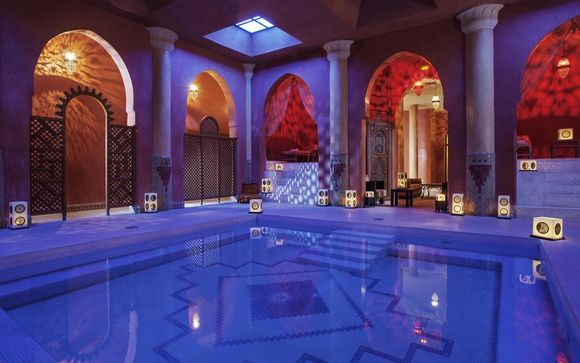 Marruecos Marrakech Hotel Atlas Medina and Spa 5* desde 151,00 €