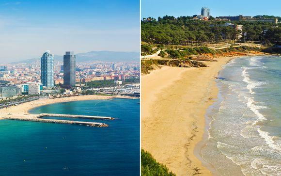 España Salou - Hotel Hesperia Tower 5* y Hotel California Palace 4* desde 255,00 €
