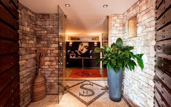 Hotel Donna Silvia 4*