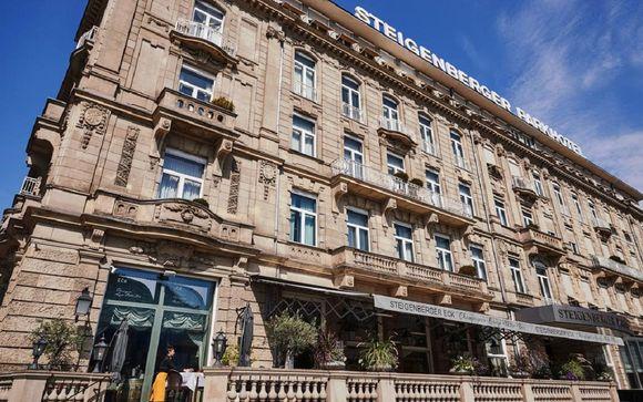 Steigenberger Parkhotel 5*