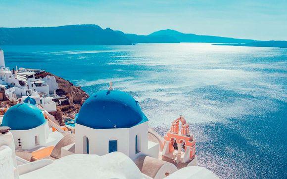 Itinerario del Crucero Pullmantur por las Islas Griegas