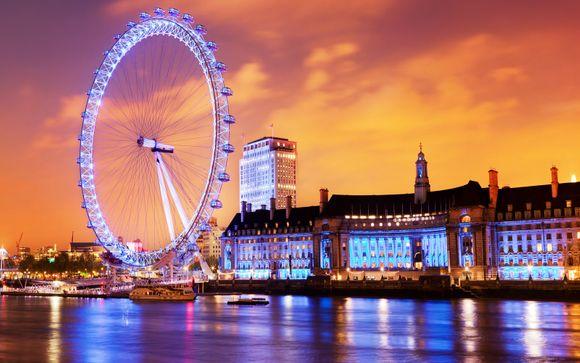 Londres te espera