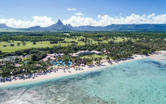 Relax en pleno océano Índico con pensión completa