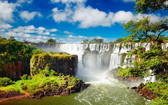 Brasil Rio De Janeiro - Río de Janeiro, Iguazú y Buenos Aires desde 2.195,00 €