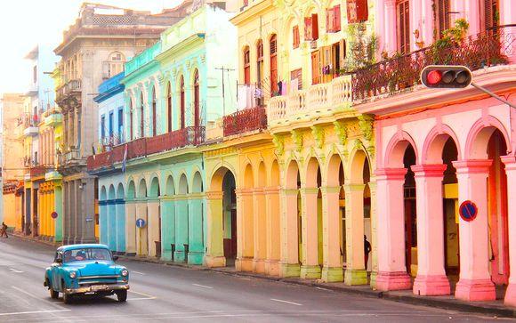 La Habana y Riviera Maya te esperan