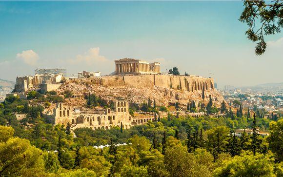 Grecia Atenas - Reflejos de Grecia desde 654,00 €