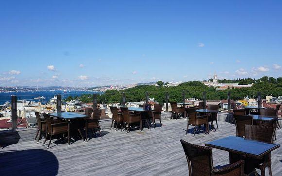 Turquía mágica con Levni Hotel Boutique