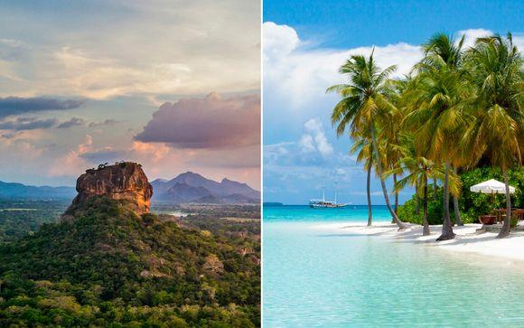 Sri Lanka Colombo - Circuito por Sri Lanka y Canareef Resort 4* desde 1.959,00 ? con Voyage Prive en Colombo Sri Lanka