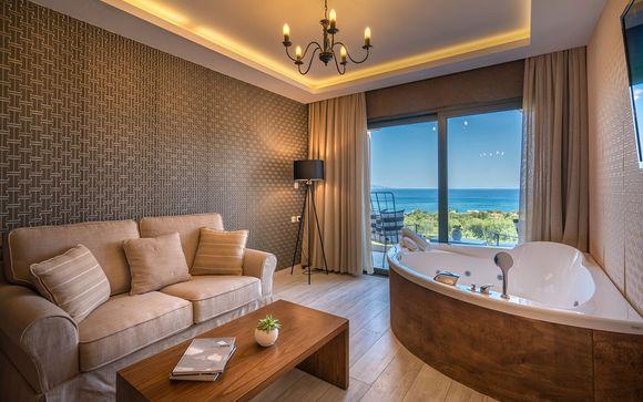 Hotel Elegance Luxury Executive Suites 5*