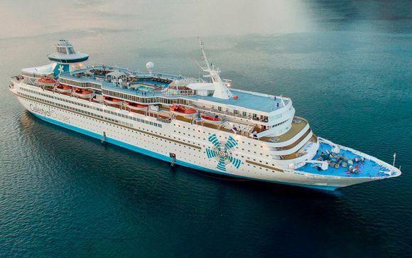 Crucero por las Islas Griegas y Turquía