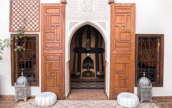 Riad ZamZam & Spa