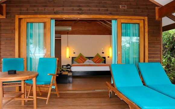 Canareef Resort Maldives 4*