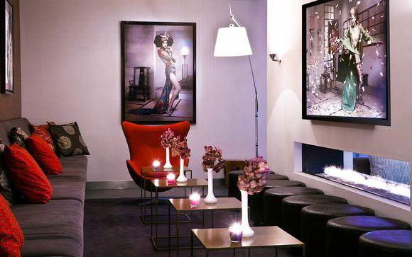 Países Bajos Ámsterdam - Park Hotel 4* desde 70,00 €