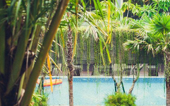 Sol House Bali Legian by Melia Hotels International 4*