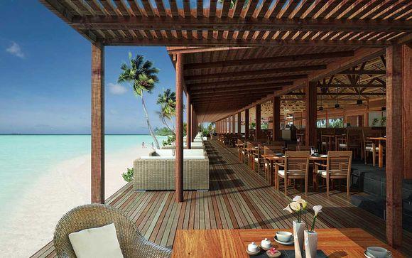 Tu hotel 4* en Maldivas
