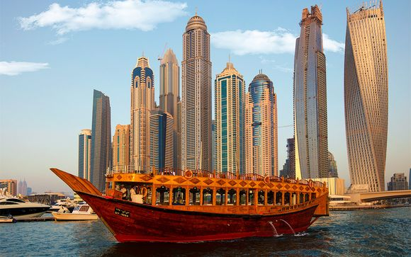 AVANI Deira Dubai Hotel 5*