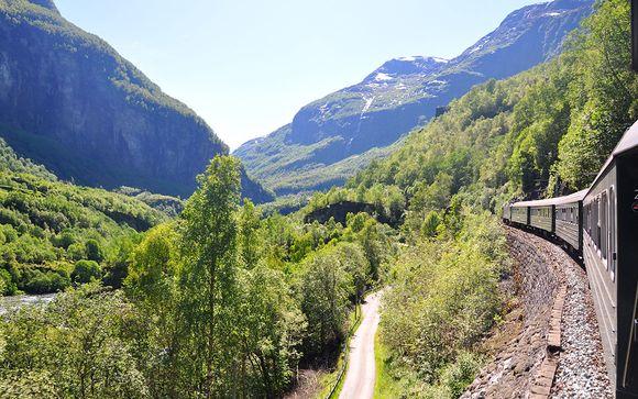 Naturaleza de Noruega