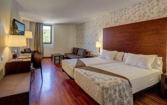 Hotel Gran Ultonia 4*
