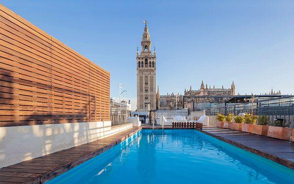 España Sevilla - EME Catedral Hotel 5* desde 173,00 €