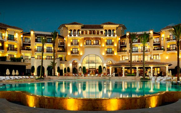 Murcia - Intercontinental Mar Menor Golf Resort & Spa 5*