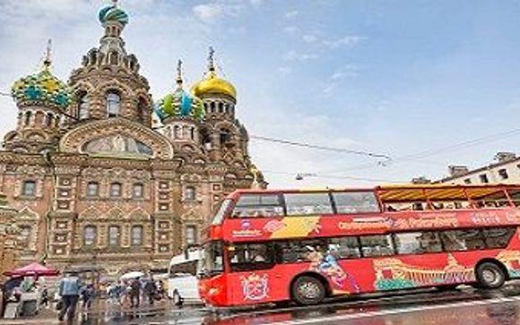Domina St. Petersburg 5*, en San Petersburgo
