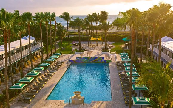 Kimpton Surfcomber Hotel 4*