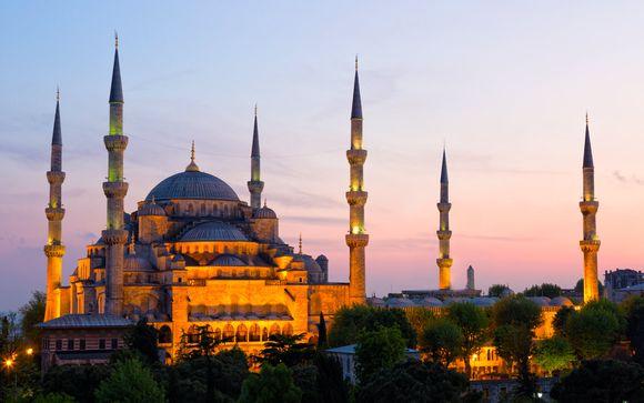 Turquía Estambul Fer Hotel 4* desde 68,00 €